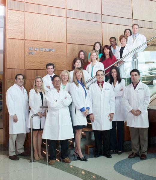 Liver Transplant Team 2012
